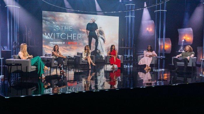 WitcherCon kerja sama antara Netflix dan CDPR.