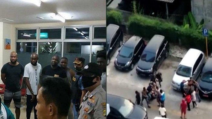 Masih Gelar Perkara, Polisi Belum Tetapkan Satu pun Tersangka WNA Nigeria yang Keroyok Polisi