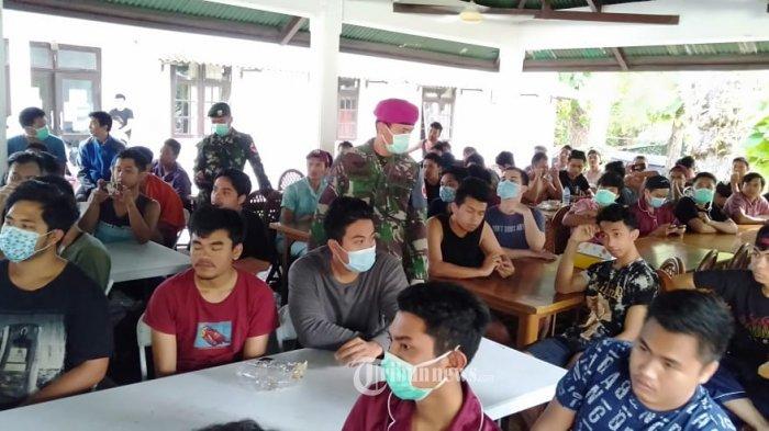 188 ABK World Dream Peserta Observasi Virus Corona di Pulau Sebaru Akan Dipulangkan Sabtu Ini