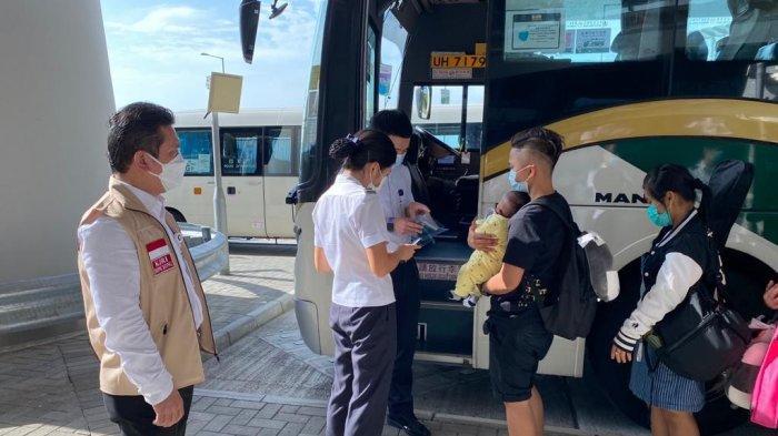 91 WNI yang Tertahan di Makau dan Pelabuhan Hong Kong Berhasil Direpatriasi