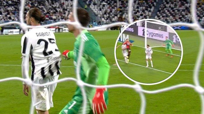 Berita Juventus: Szczesny dan Rabiot Bertengkar, Redakan Pertengkaran Max Allegri Telat Jumpa Pers