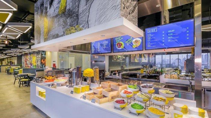 Wok'N'Tok Restaurant, Surga Makanan di YELLO Hotel Harmoni Rilis Buffet Baru ala Indonesia