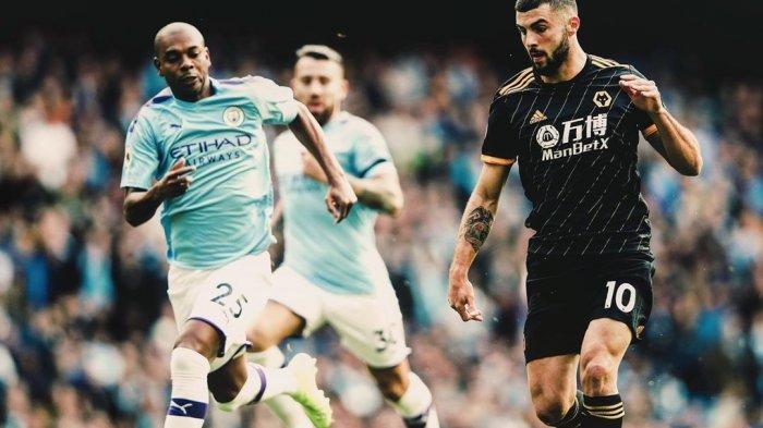 Wolves Tundukkan Manchester City