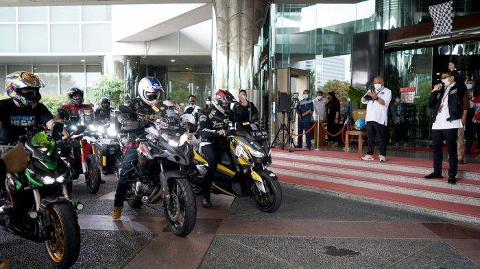 Wonderful Ride, Cara Kemenparekraf Pulihkan Sektor Parekraf Lewat Touring Motor Susuri Jalur Wisata