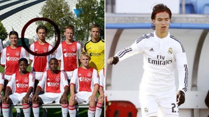 Real Madrid Malah Buang Wonderkid Asal Belanda ke Klub Serbia