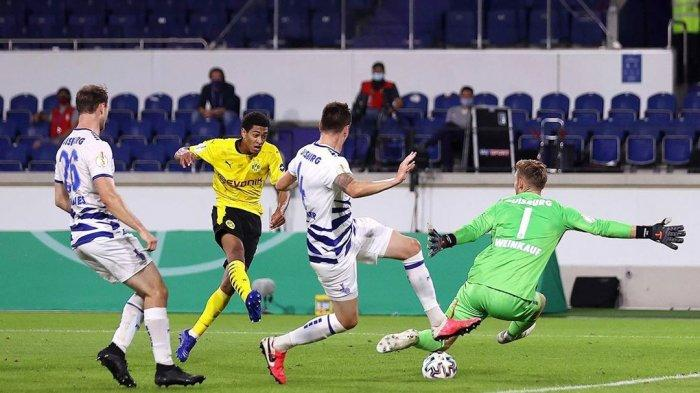 Profil Jude Bellingham, Pemain Inggris Termuda yang Cetak Gol di Liga Champions