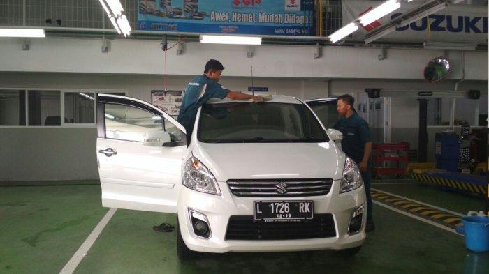 Populasi Mobil Penumpang Makin Bertambah, Suzuki Serius Garap Bisnis Body Repair