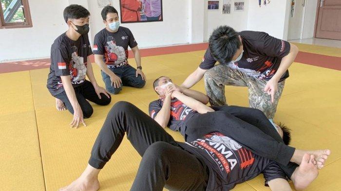 Workshop Pelatihan Wasit dan Judge MMA Amatir level C Digelar Sandro Academy Indonesia dan GAMMA