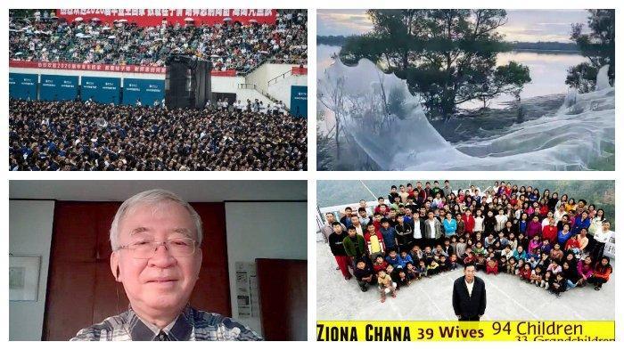 POPULER Internasional: Wisuda Massal di Wuhan Tanpa Prokes | Nasib 38 Istri setelah Suami Meninggal