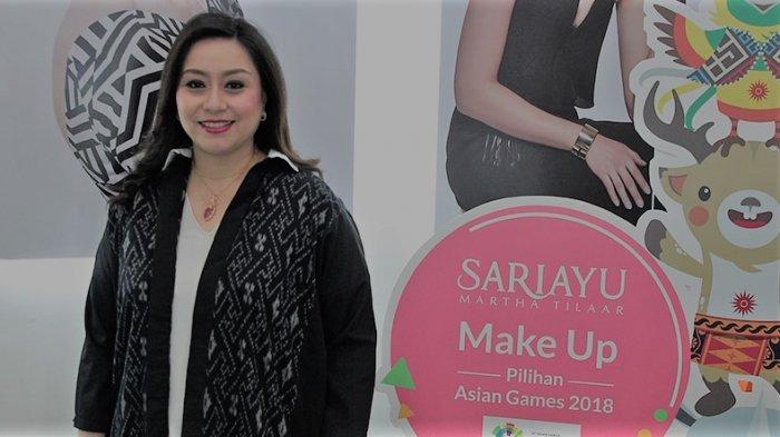 Cerita Wulan Tilaar Melakukan Makeup dan Hair Do pada 3.500 Penampil Saat Pembukaan Asian Games