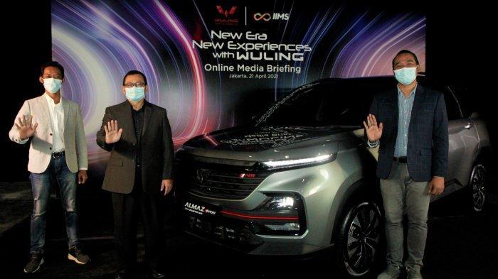 Bedah Teknologi Internet of Vehicle dan ADAS di SUV Wuling Almaz RS