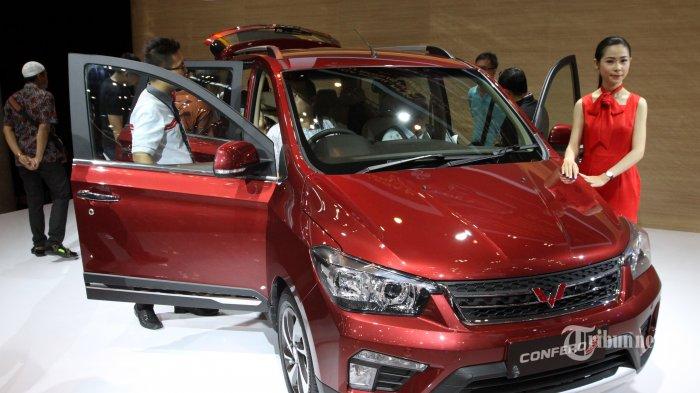 Wuling Confero Jadi MPV Terbaik di Indonesia