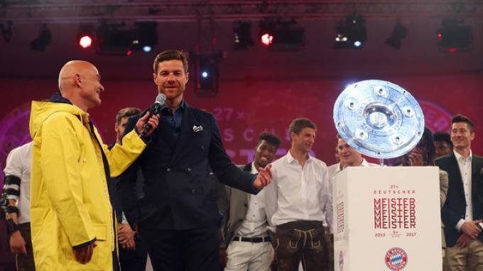 Xabi Alonso Bangga Mundur dari Sepakbola Jadi Sejarah Sepakbola Saat ini