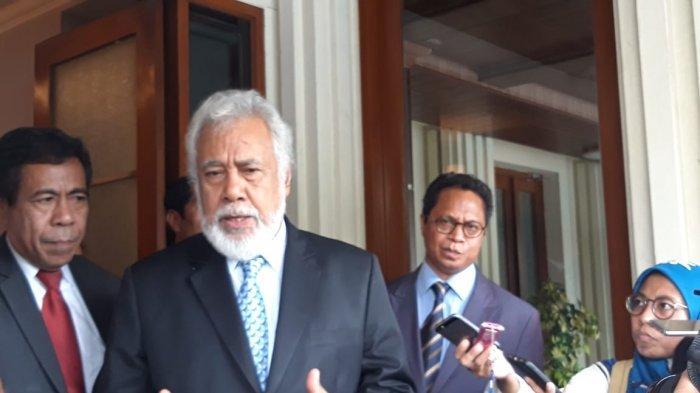 Xanana Gusmao: Republik Demokratik Timor Leste Minta Bantuan Indonesia Tangani Virus Corona