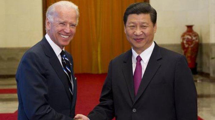 El presidente chino, Xi Jinping, se reunió con el vicepresidente estadounidense Biden en 2011 durante su mandato como vicepresidente chino.