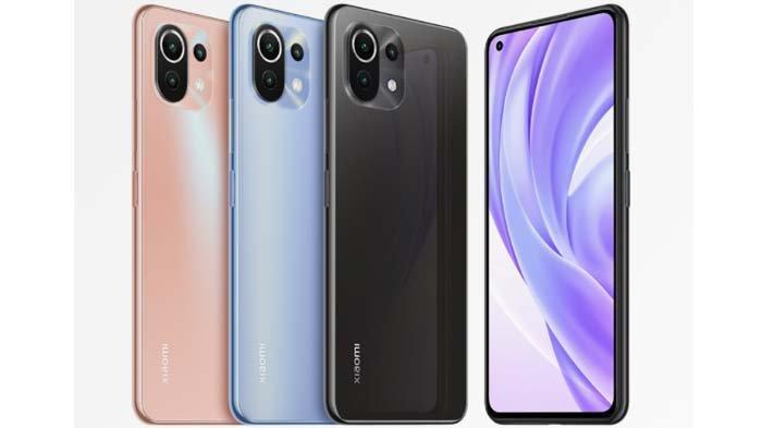 TERBARU Daftar Harga HP Xiaomi Bulan Juni 2021: Xiaomi Mi 11 Lite Dibanderol Rp 3 Jutaan