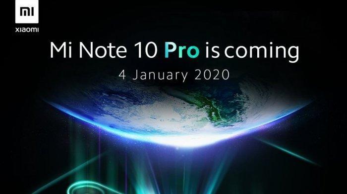 Daftar Harga HP Xiaomi Update Januari 2020, Mi Note 10 Pro Kamera 108 MP Segera Rilis 4 Januari 2020