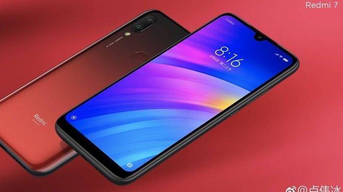 Xiaomi Redmi 7 Telah Rilis, Ini Harga dan Spesifikasi Smartphone Termurah Satu Jutaan 2019