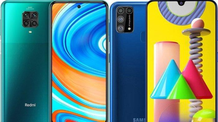 UPDATE TERBARU Harga Hp Xiaomi Akhir Juni 2020, Mi A2 Rp 2,9 Jutaan, Redmi Note 9 Pro Rp 3,4 Jutaan