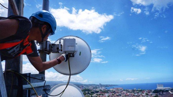 XL Axiata Gelar Jaringan Fiber Optik dan Solusi Bisnis di Kawasan Industri Karawang