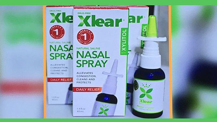 Dokter di Jepang Tak Merekomendasikan Xlear, Obat dari Amerika yang Disebut Bisa Menekan Covid-19