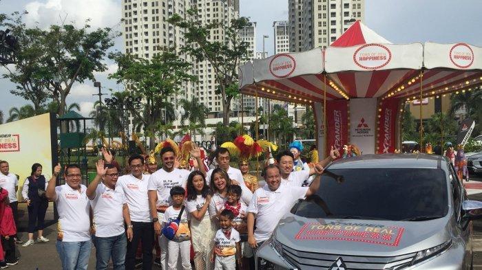Roadshow Mitsubishi Xpander Finis di Kota Tangerang, Tawarkan Paket Menarik DP 5%