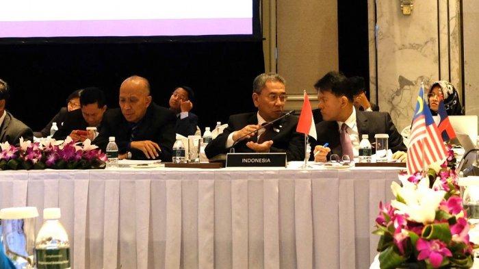 Seskemenko PMK Pimpin Delegasi Indonesia dalam Sidang SOCA ke-25