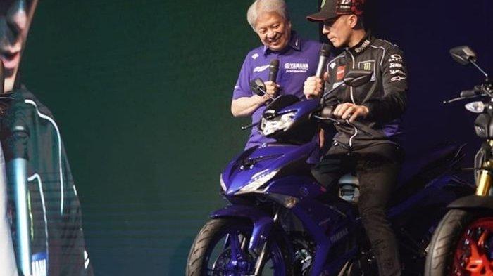 Ternyata Ini Alasan Yamaha Tetap Luncurkan New MX-King, Meski Pasar Bebek Kecil