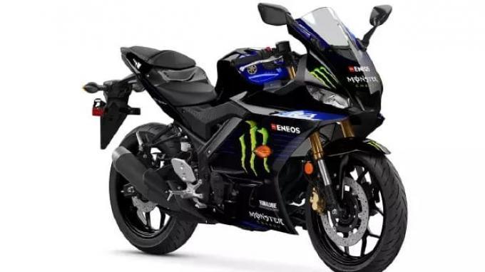 Yamaha YZF-R3 Edisi Monster Energy MotoGP Akan Dibanderol Rp 83 Jutaan