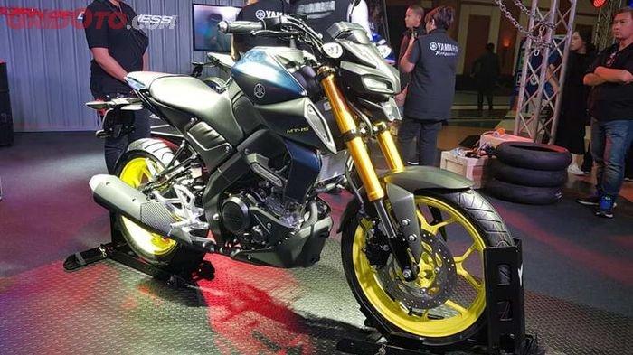 Harga Yamaha MT-15 di Thailand Tembus Rp 45,7 Juta, Di Indonesia?