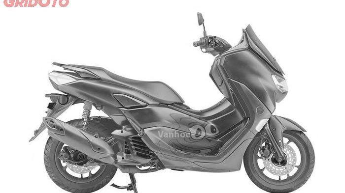 Bocor, Tampang Yamaha NMAX Facelift 2020