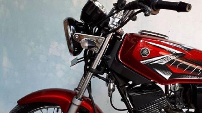 Yamaha Rx King 2009 Kilometer Nol Dijual Masih Bungkusan Plastik Pula Tribunnews Com Mobile