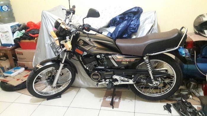 Yamaha RX-King milik Ikhsan Egi