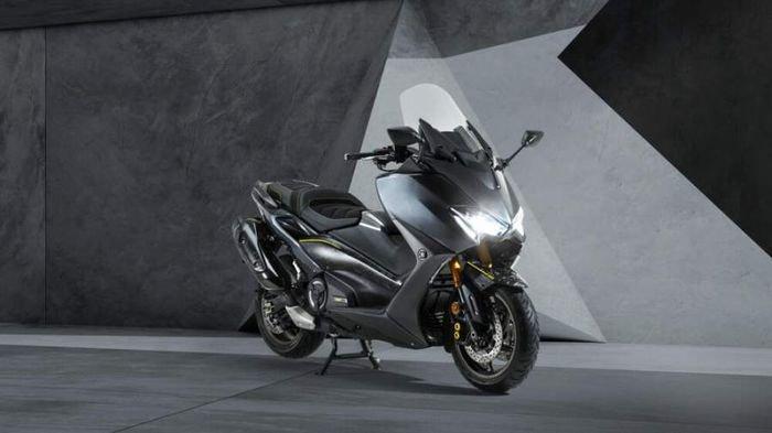 Harga Motor Baru Yamaha 2021 Edisi Ulang Tahun, Yamaha TMAX 20th Anniversary