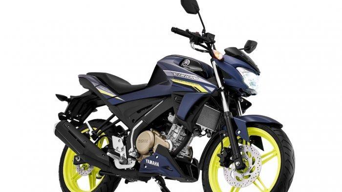 Yamaha Vixion Matte Blue
