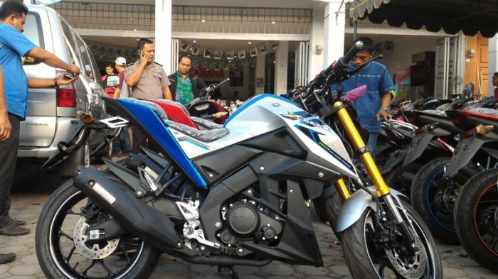 Naked Bike Yamaha Xabre Menyapa Konsumen Bangka-Belitung dan Aceh