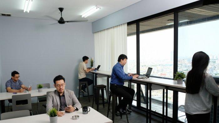 Ruang Kerja Bersama yang Instagrammable di Jakarta