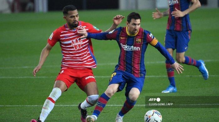 JADWAL LIGA SPANYOL: Barcelona vs Atletico dan Real Madrid vs Sevilla di Pekan ke-35