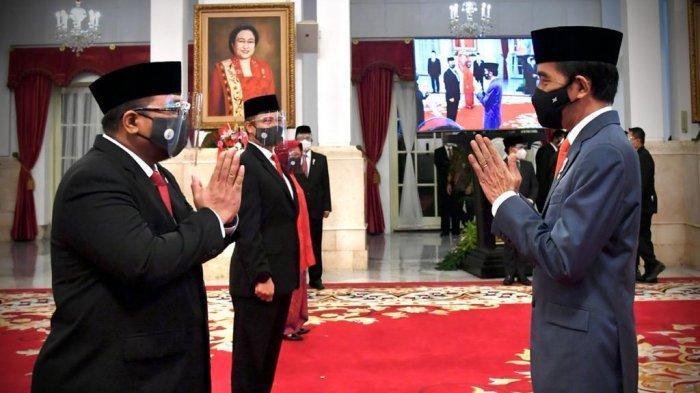 Sepak Terjang Menteri Agama Yaqut Cholil Qoumas, Gagal di Pilkada Rembang, Orang Nomor 1 Banser