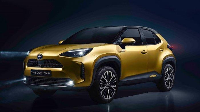 Toyota Yaris Cross Bakal Memulai Debutnya, Siap Bersaing dengan Nissan Juke dan Mazda CX-3