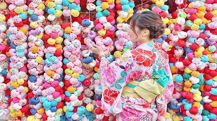 Tempat Populer Paling Instagramable di Jepang Ternyata Ada di Kyoto