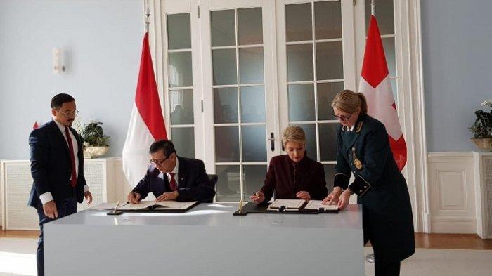 Keberadaan MLA Indonesia-Swiss Dapat Mencegah Tindak Pidana Pencucian Uang di Dalam Negeri