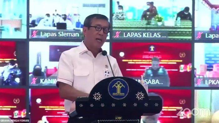 Tanggapi soal KLB Demokrat di Deliserdang, Menkumham: Pak SBY Jangan Tuding-tuding Pemerintah