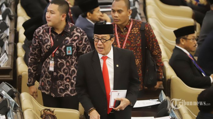 Soal Menteri, Yasonna Mengaku Belum ada Perintah dari Megawati