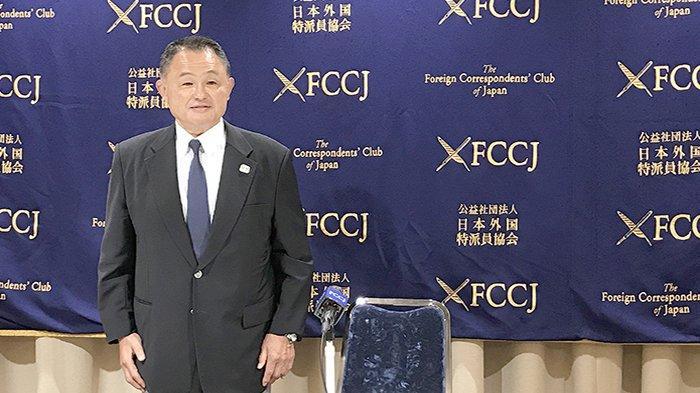 Yasuhiro Yamashita Ketua Komite Olimpiade Nasional Jepang (JOC) yang diangkat sebagai Ketua Jumat minggu lalu (25/6/2021). Mantan pejudo utama Jepang lulusan Universitas  Tokai  Kanagawa (Jepang), Gelar Sarjana Pendidikan Jasmani (1980); Gelar Magister Pendidikan Jasmani (1983) Karier Wakil Rektor, Universitas Tokai (Jepang), (2011-). Kewlahiran Yamato Kumamoto  1 Juni 1957 (usia 64 tahun).