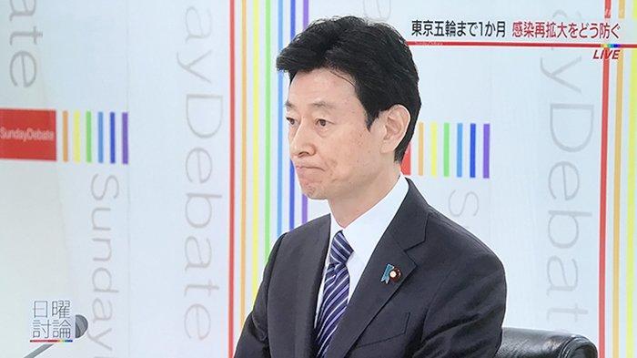 Cegah Penyebaran Covid-19, Menteri Revitalisasi Ekonomi Jepang Sarankan Vaksinasi Secepatnya