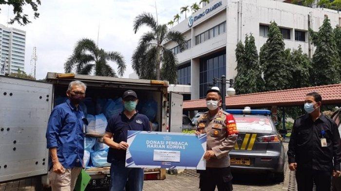Yayasan Dana Kemanusiaan Kompas (DKK) bantuan 2