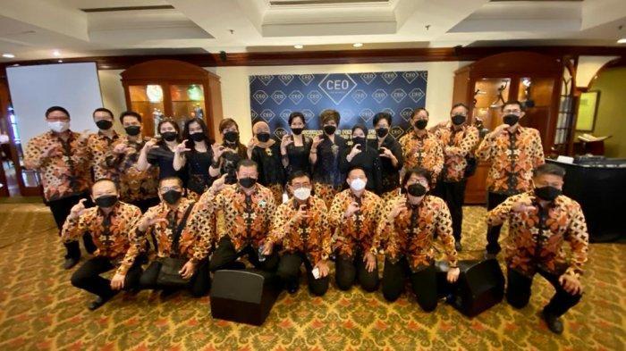 Protokol Kesehatan Super-ketat di Pengukuhan DPP Global CEO Indonesia