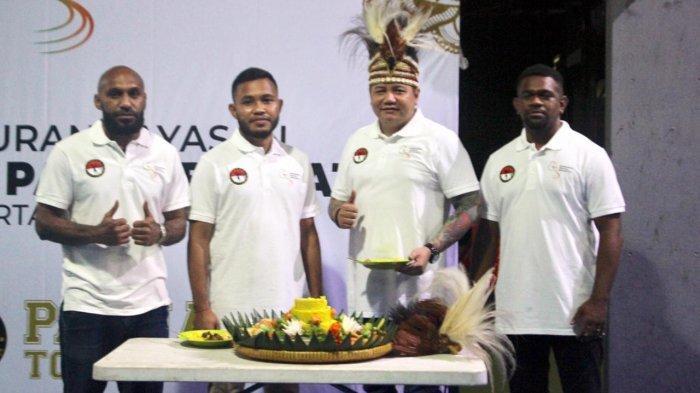 Yayasan Harapan Papua Bersatu Ingin Kembangkan Olahraga dan Pendidikan