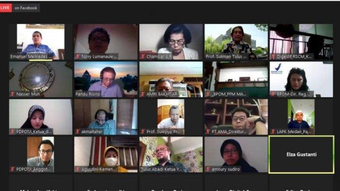 YLKI Gelar Diskusi Daring: Obat Covid-19 Wajib Penuhi Standar Kesehatan